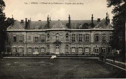 ARRAS -62- L'HOTEL DE LA PREFECTURE FACADE COTE DU PARC - Arras