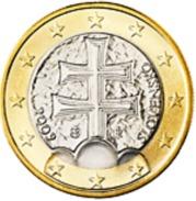 Slovakije 2017    1 Euro      UNC Uit BU  UNC Du Coffret  !! - Slovaquie