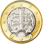 Slovakije 2017    1 Euro      UNC Uit BU  UNC Du Coffret  !! - Slowakei