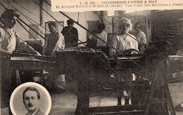 CONFISERIE FAIVRE & MAY St MAUR (Seine) Machine à Pastiller - Industry