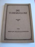 Die Tuberkulose - Felix Klemperer - Books, Magazines, Comics