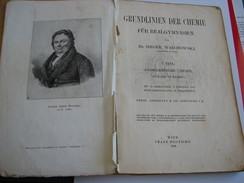 Grundlinien Der Chemie - Wiechowski Siegfried - 1914 - Books, Magazines, Comics