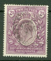 East Africa & Uganda Protectorates: 1903/04   Edward    SG10   2R    Used - Kenya, Uganda & Tanganyika
