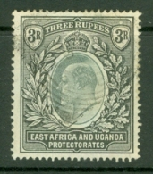 East Africa & Uganda Protectorates: 1903/04   Edward    SG11   3R    Used - Kenya, Uganda & Tanganyika