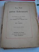 Das Buch Der Guten Lebensart - Ferd. Jocewicz- 1884 - Books, Magazines, Comics