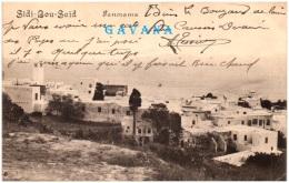 TUNISIE - SIDI-BOU-SAID - Panorama - Tunesië