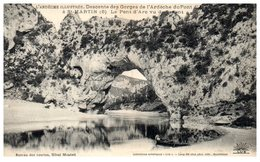 07 - SAINT MARTIN D'ARDECHE - Descente Des Gorges - France