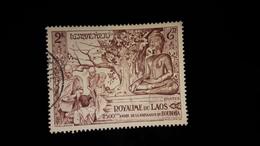LAOS : 1956 Timbres N°30 Oblitérés - Laos