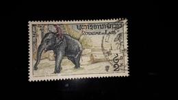 LAOS : 1958 Timbres N°47 Oblitérés - Laos