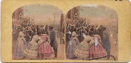 STEREO-1880 C.A. GRUPPO DI PERSONE -ST42 - Non Classificati