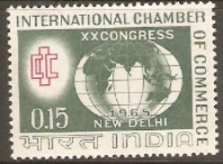 India 1965 SG 477 Chamber Of Commerce Conference Unmounted Mint - Inde