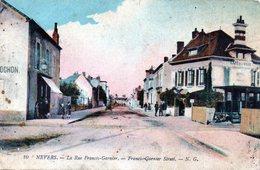 NEVERS: La Rue Francis-Garnier ,n°10 - Nevers