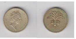 GRANDE BRETAGNE - ONE POUND 1985 - 1971-… : Monnaies Décimales