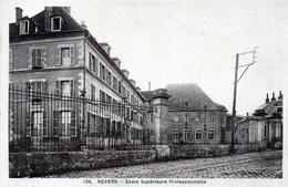 NEVERS: école Supérieure Professionnelle  ,n°106 - Nevers