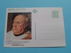 CP Themabelga 1975 / Jan Van Eyck ( Zie Foto´s Voor Details ) - Belgique