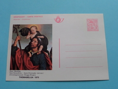 CP Themabelga 1975 / Hans Memling ( Zie Foto´s Voor Details ) - Belgique