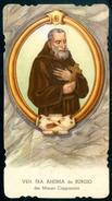 SANTINO - Fra Andrea Da Burgi - Santino Antico Con Preghiera Come Da Scansione - Images Religieuses