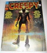 ROBOTS CREEPY -GIUGNO 1975 (40117) - Libri, Riviste, Fumetti
