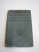 MALE SECONDARY SCHOOL, Kingdom Of Yugoslavia, 1940-1941, Subotica (Szabadka), Just Before WW2 - Diploma & School Reports