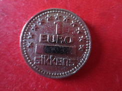JETON SIKKENS. 1 EURO - Professionals / Firms