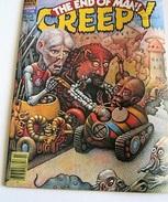 ROBOTS CREEPY -   MARZO 1980 (40117) - Libri, Riviste, Fumetti