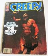 ROBOTS CREEPY -  MAGGIO 1980 (40117) - Libri, Riviste, Fumetti