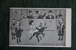 Le CAKE WALK NATIONAL - Satirisch