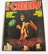 ROBOTS CREEPY -   GIUGNO 1980 (40117) - Libri, Riviste, Fumetti
