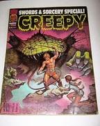 ROBOTS CREEPY -    MARZO 1979 (40117) - Libri, Riviste, Fumetti