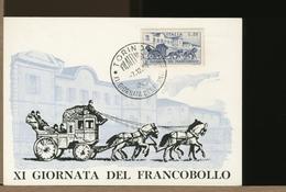 ITALIA - FDC -  GIORNATA DEL FRANCOBOLLO  1969 - F.D.C.