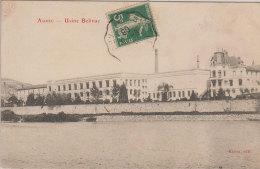 43 Aurec 1908 L'Usine Belinac  éditeur Barou - France