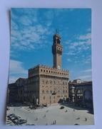 FIRENZE - PALAZZO VECCHIO - PIAZZA DELLA SIGNORIA (4989) - Firenze