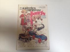 JOUETS, CATALOGUE,1926, GALERIES LAFAYETTE, ÉTRENNES, CADEAUX.. - Advertising
