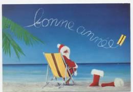 "PUBLICITE L 8   ""  LE BUS / LE METRO   "" ED.  NUGERON  1981     CPM 10 X 15  NEUVE - Werbepostkarten"