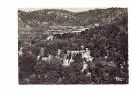 Cpm - 83 - La Roquebrussanne - Vue Aérienne - Chapelle - Cim 23917 - 1958 - La Roquebrussanne