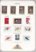 Russie URSS - Collection Vendue Page Par Page - Timbres Neufs * Avec Charnière - TB - 1923-1991 USSR