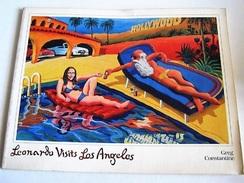 LEONARDO VISITS LOS ANGELES (40117) - Libri, Riviste, Fumetti
