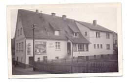 3549 WOLFHAGEN - IPPINGHAUSEN, Bäckerei / Cafe Schaub, Photo-AK, Druckstelle - Wolfhagen