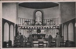 CP BANNEUX N.D. - Chapelle Des Soeurs Orantes De Marie Médiatrice - Intérieur - Sprimont