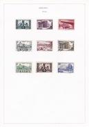 Sarre - Collection Vendue Page Par Page - Timbres Oblitérés - Neufs */** (avec Ou Sans Charnière) - B/TB - Sarre