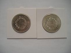 50 Francs Hercule 1974 Et 1975 - France