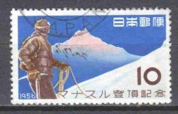 Japan 1956 Mi 663 Canceled - Used Stamps