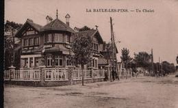 Lot De 7 CP De LA BAULE LES PINS (toutes Scannées) - Cartes Postales
