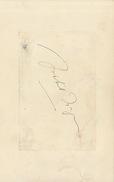 Autographe De Michelle Morgan