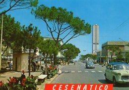CESENATICO - Viale Roma - (auto) - Italien