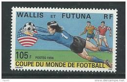 Wallis Et Futuna N° 465 XX Coupe Du Monde De Football Aux Etats-Unis Sans Charnière TB