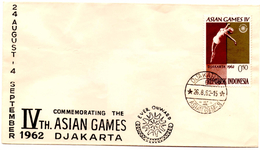 IV Asian Games_Indonesia_Djakarta_(26.08.1962)