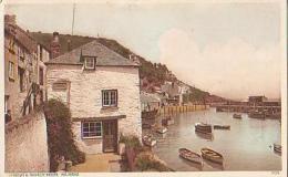 Pays De Galles        15        Polperro.Harbour & Watch House - Pays De Galles