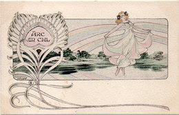 Léo LELEE - Arc En Ciel -Style Nouille (94671) - Illustratori & Fotografie