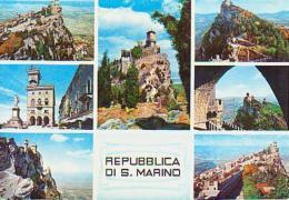 San Marin       H6       ( 7 Vues ) - San Marino